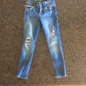 Girls Gap Skinny jeans